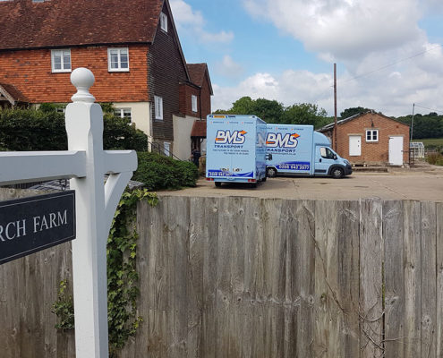 Removals Surrey