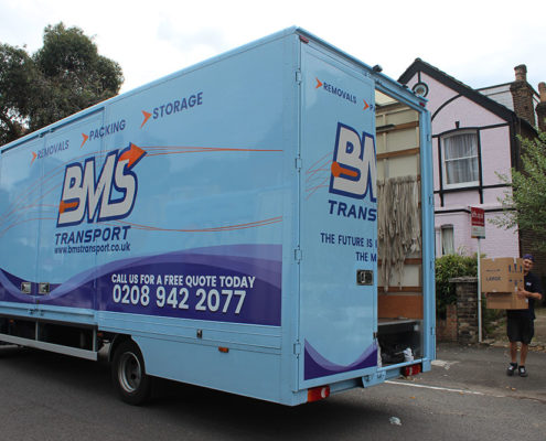 Removals in Croydon